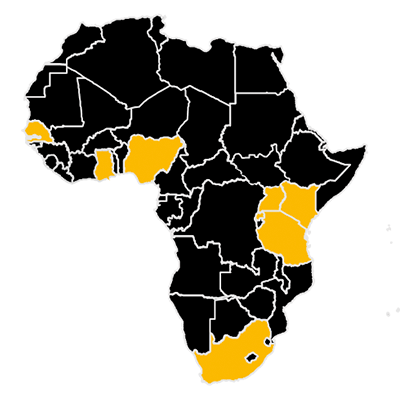 African countries photo