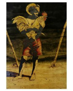 Themba Shabalala – Indlalifa with a Golden Rooster