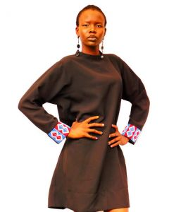 The Little Afro Dress