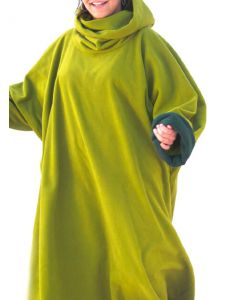 The Big Daddy - Fleece-Olive Green-S