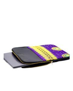 DV Laptop Sleeve-Purple