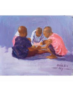 Akinola Taoheed Olaitan - Igba Ewe (Childhood)
