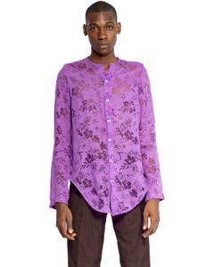 The Ishan Lace Shirt