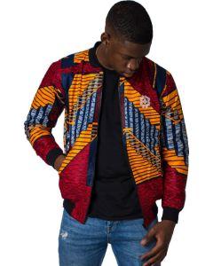 Mens - Nzinga Summer Bomber Jacket