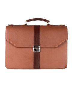 Naju Briefcase-Tan