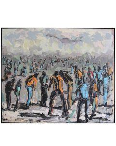 Asanda Kupa – Their Souls Were Dancing