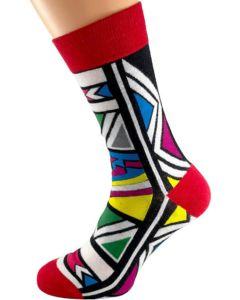 Royal Ndebele Socks