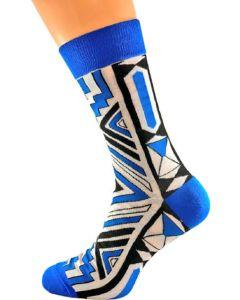 Royal Xhosa Print Socks
