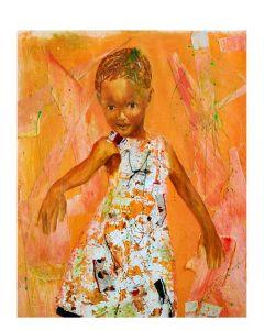 Sibusiso Makhanya - Innocence In Childhood Happiness