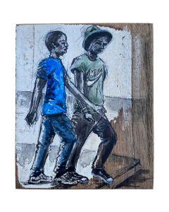 Tumisa Sam Matutoane – Maboneng Series - Friends