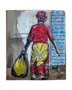 Tumisa Sam Matutoane – Maboneng Series - Groceries