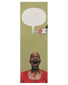 Tumisa Sam Matutoane – Bubble Series – Screamer