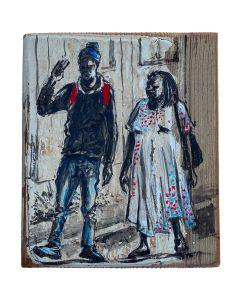 Tumisa Sam Matutoane – Maboneng Series – Walk Together