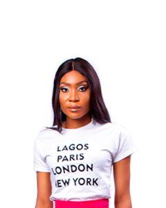 LAGOS, PARIS, LONDON T-SHIRT
