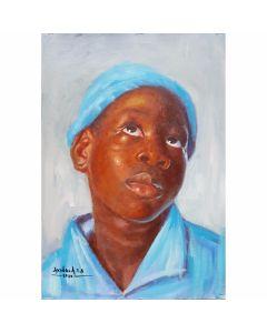 Akinola Taoheed Olaitan - Stare of Hope
