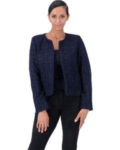 Tweed Crop Jacket 1