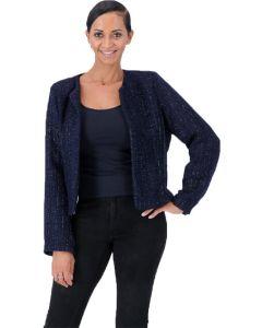 Tweed Crop Jacket 2