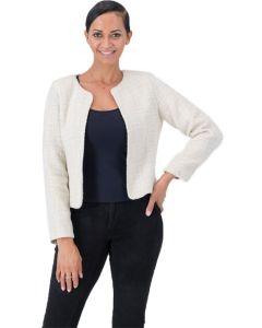 Tweed Crop Jacket 3
